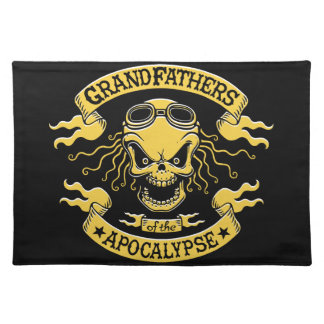 Gramps of the Apocalypse Placemat