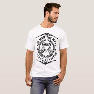 gramps the man the myth the racing legend,man,myth T-Shirt