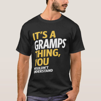 Gramps Thing T-Shirt