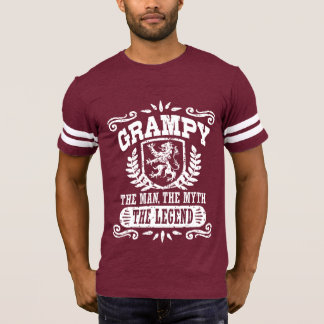 Grampy The Man The Myth The Legend T-Shirt