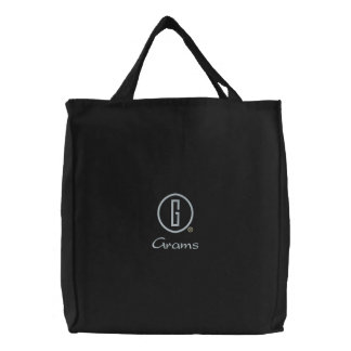 Grams' Canvas Bag