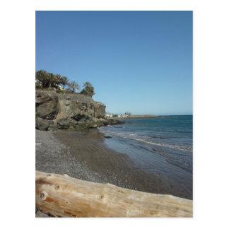 Gran Canaria Postcard