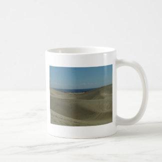 Gran Canaria Sand Dunes Coffee Mug
