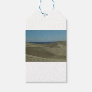 Gran Canaria Sand Dunes Gift Tags