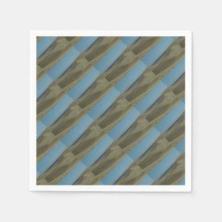Gran Canaria Sand Dunes Paper Napkin