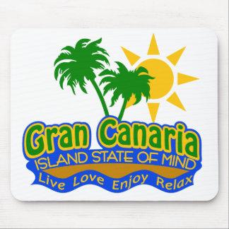 Gran Canaria State of Mind mousepad