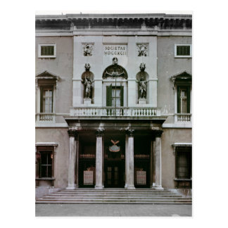 Gran Teatro La Fenice Postcard