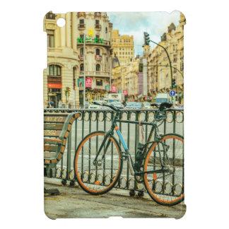 Gran Via Street, Madrid, Spain iPad Mini Case
