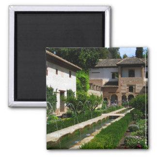Granada Alhambra Magnet
