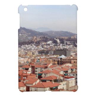 Granada Buildings Spain Cover For The iPad Mini