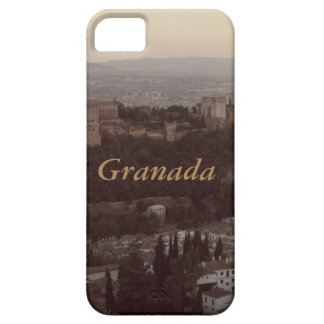Granada iPhone SE + iPhone 5/5S, Barely There Case For The iPhone 5
