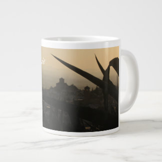 Granada morning Large Mug
