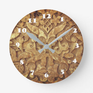 Granada Round (Medium) Wall Clock