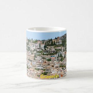 Granada. View of the Albaicin Coffee Mug