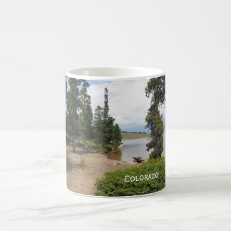 Granby Lake in Colorado Coffee Mug