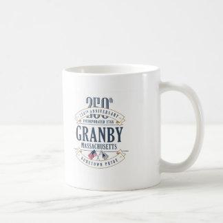 Granby, Massachusetts 250th Anniversary Mug