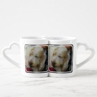 Grand Basset Dog Couples Mug