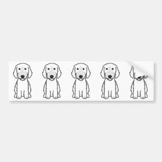 Grand Basset Griffon Vendeen Bumper Sticker