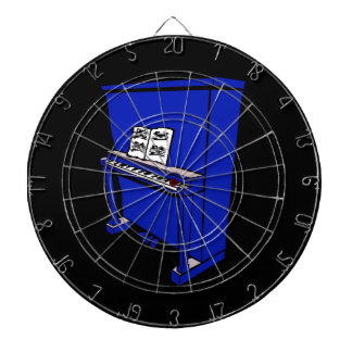 grand blue upright piano with music.png dartboard
