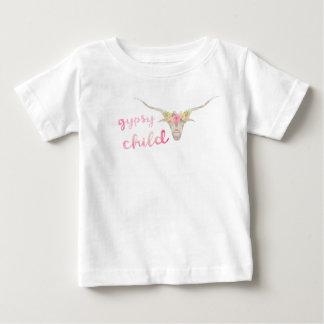 Grand Bohemian Gypsy ChildBaby Fine Jersey T-Shirt