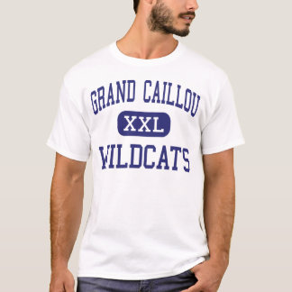 Grand Caillou Wildcats Middle Houma T-Shirt