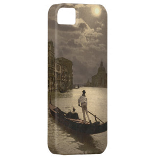 Grand Canal by Moonlight II, Venice, Italy Case For The iPhone 5