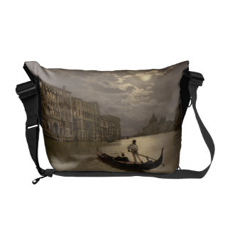 Grand Canal by Moonlight II, Venice, Italy Commuter Bags