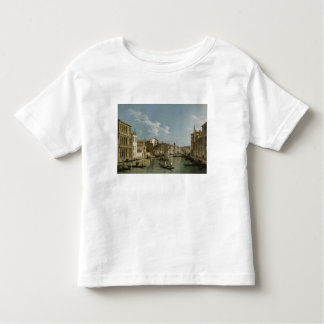 Grand Canal from Palazzo Flangini to Palazzo Bembo Toddler T-Shirt