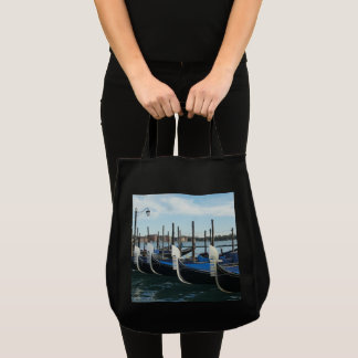 Grand Canal Gondolas Tote Bag