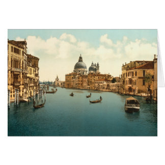 Grand Canal I, Venice, Italy Greeting Card