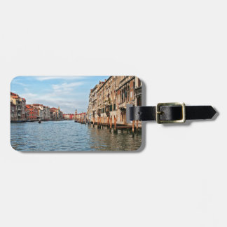 Grand Canal Luggage Tag