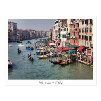 Grand Canal Postcard
