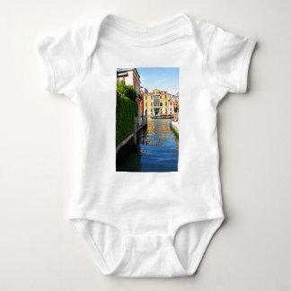 Grand Canal, Venice, Italy Baby Bodysuit