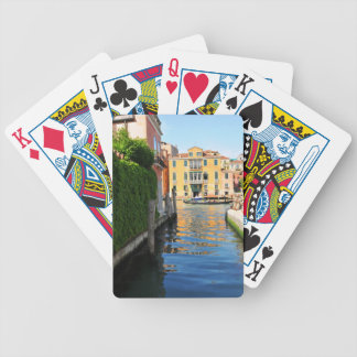 Grand Canal, Venice, Italy Bicycle Playing Cards