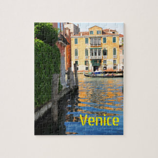 Grand Canal, Venice, Italy Jigsaw Puzzle