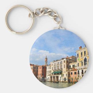 Grand Canal, Venice, Italy Key Ring