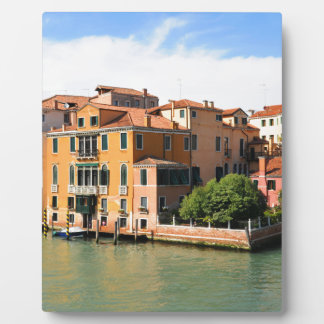 Grand Canal, Venice, Italy Plaque