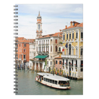 Grand Canal, Venice, Italy Spiral Notebook