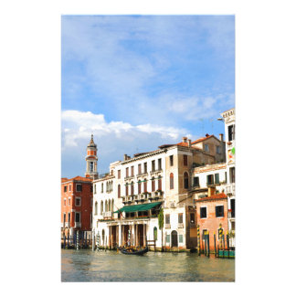 Grand Canal, Venice, Italy Stationery