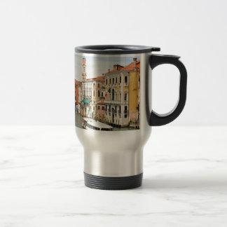 Grand Canal, Venice, Italy Travel Mug
