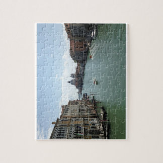 Grand Canal, Venice Jigsaw Jigsaw Puzzle
