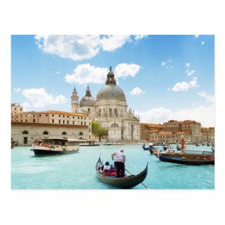 Grand Canal, Venice Postcard
