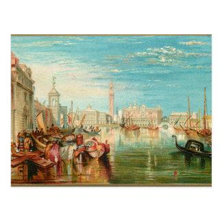Grand Canal Venice Postcard