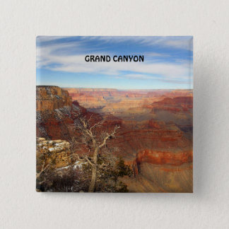 GRAND CANYON 15 CM SQUARE BADGE
