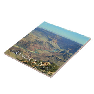 Grand Canyon 1 Large Square Tile