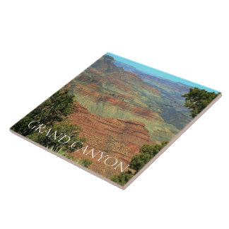 Grand Canyon 3 Large Square Tile