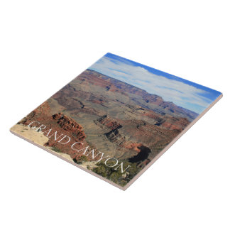 Grand Canyon 5 Large Square Tile