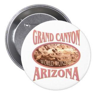 Grand Canyon Arizona 7.5 Cm Round Badge