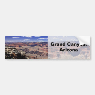 Grand Canyon, Arizona Bumper Sticker