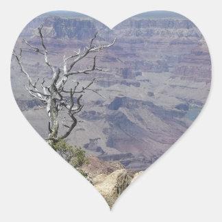Grand Canyon Arizona Heart Sticker
